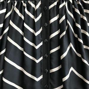 Nissa Dresses - Nissa Black and White Dress